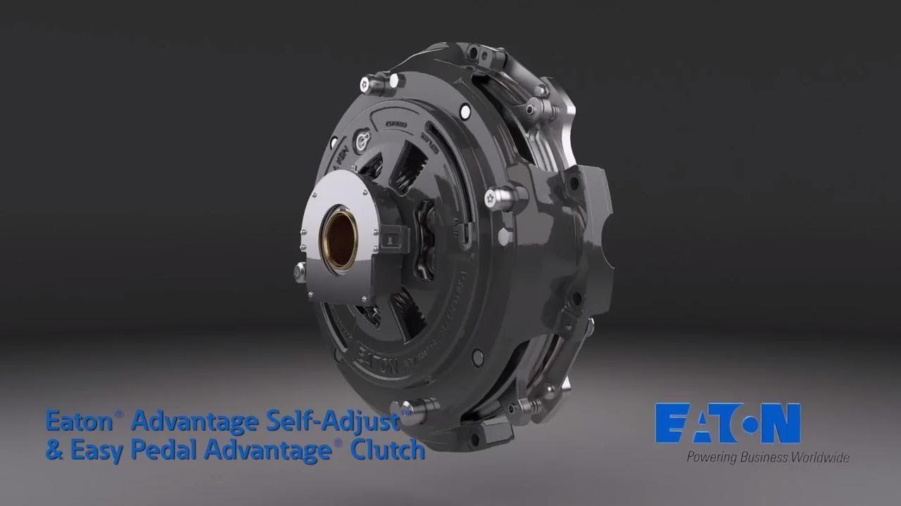 Eaton's upgraded Advantage Series heavy-duty clutches ...