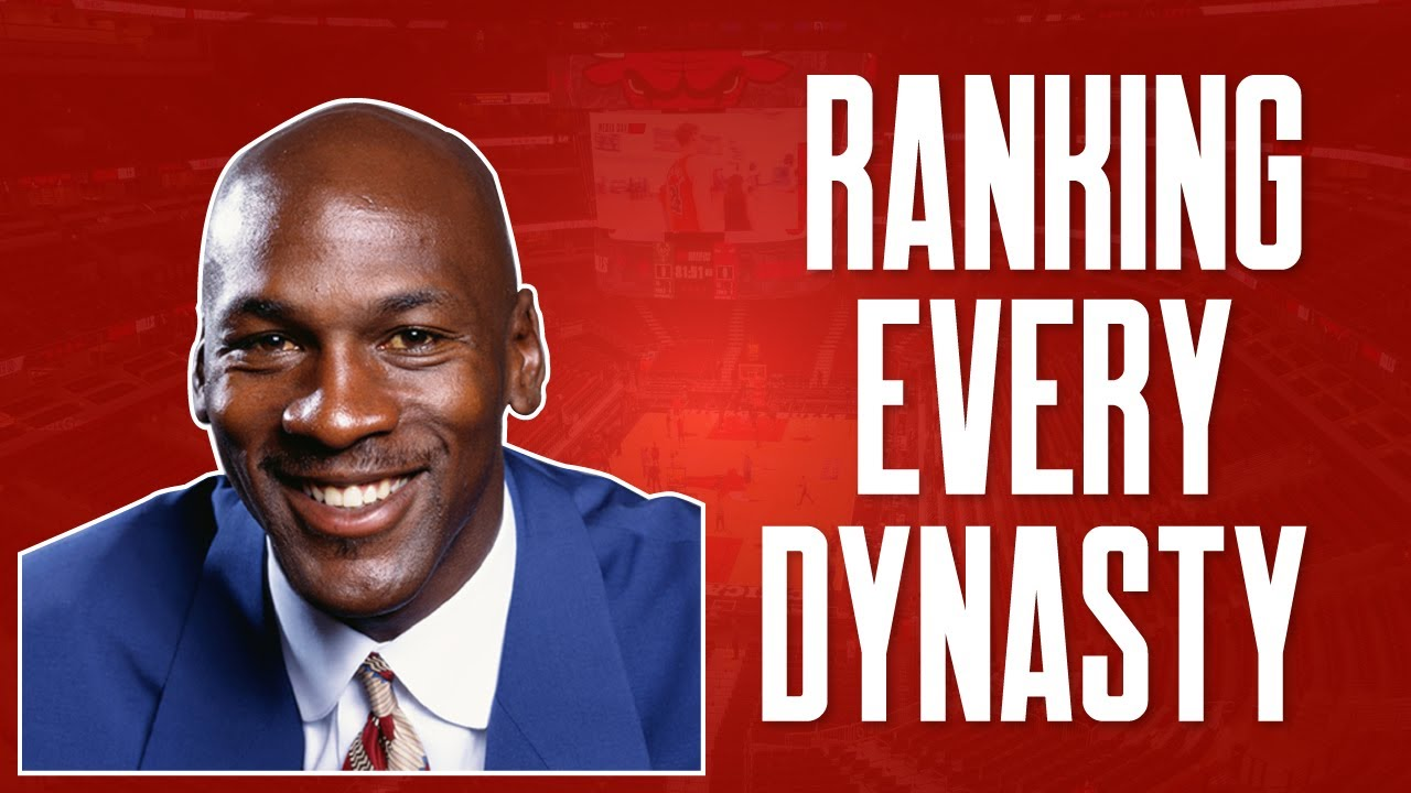 Download Ranking Every Dynasty in NBA History!
