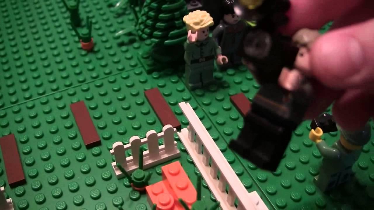 Lego Harry Potter Custom Hogwarts Castle MOC13  YouTube