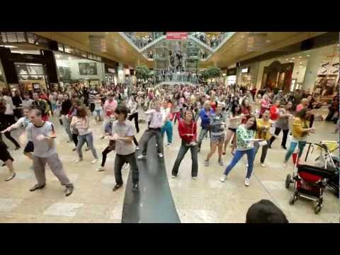 Flash Mob Bratislava - Joining Makes Sense (official video)