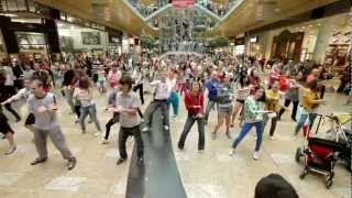Flash Mob Bratislava - Joining Makes Sense (official video)
