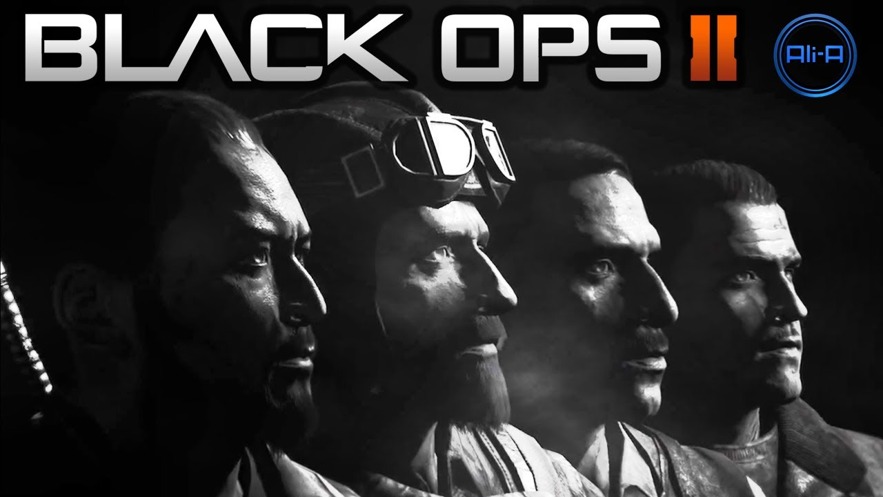 "black ops 2 zombies ""origins"" map pack 4 trailer - massive robot"