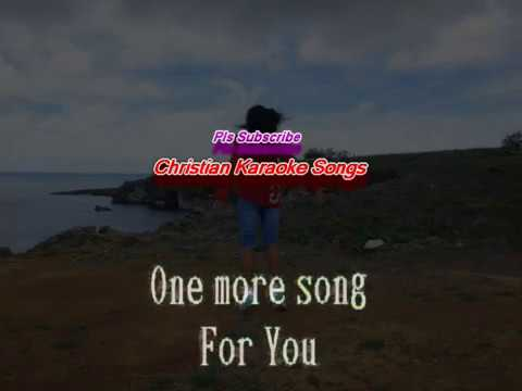 """""""One More Song For You"""" Karaoke (no melody) Imperials"""