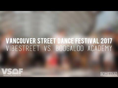 Kids Studio vs. Studio FINAL - Vibestreet vs. Boogaloo Academy | VSDF 2017