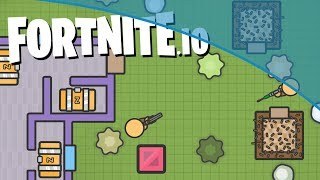 Fortnite.io is Back! - ZombsRoyale.io Gameplay - New IO Game like Fortnite.io