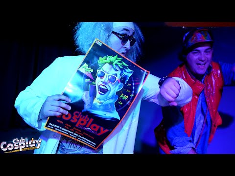 Club Cosplay - Denver Colorado 2016