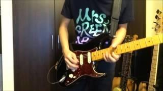 [guitar cover] Mrs. GREEN APPLE - パブリック