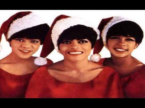 The Supremes - Silver Bells (Motown Records 1965)