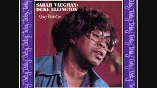 Sarah Vaughan ~ I Didn't Know About You