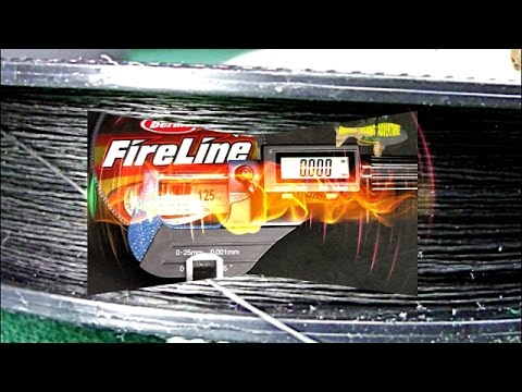 BERKLEY FIRELINE FUSED ORIGINAL SUPERLINE 30# REVIEW