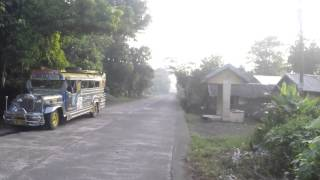 A walk and talk outside my subdivision Naga City Philippines part 1 of 3