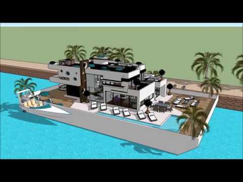 Houseboat Floarida MIAMI YACHT SHOW 2018  LUXURY YACHTS  SUPER YACHTS HOUSEBOATS  MEGA YACHTS FLORID