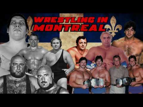 Wrestling in Montreal: Lutte Internationale's History