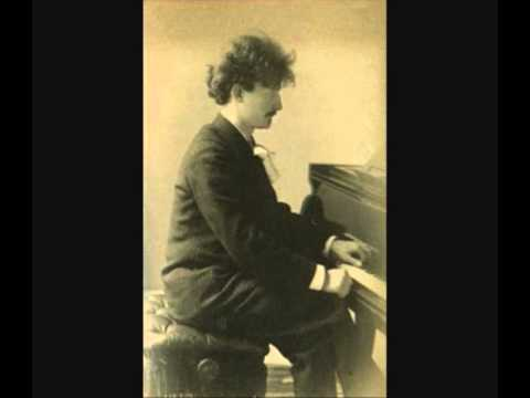 Paderewski Chants du Voyageur (1881-1882) op  8 no  2 for piano solo Polish  Romantic Piano Music