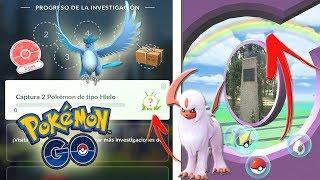 ¡COMO SABER que POKÉMON SALE en las NUEVAS INVESTIGACIONES en Pokémon GO! WOOTBOX JUNIO [Keibron]