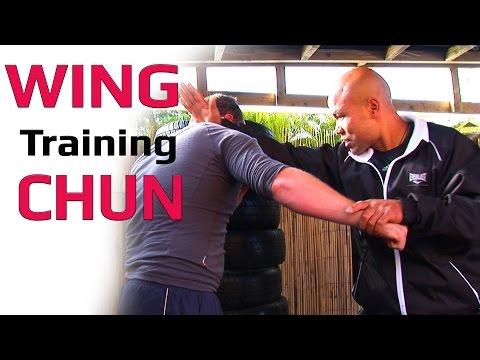 Wing Chun kung fu Training Lesson 1 |...