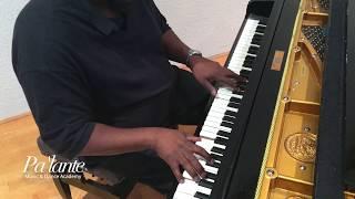 Piano Salsa rhythm