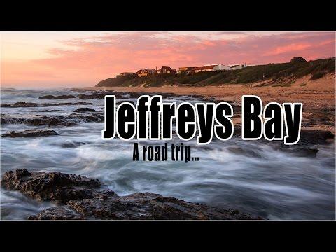 A road trip to Jeffreys Bay