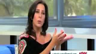 Ghada Saba on MBC
