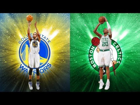 Stephen Curry vs Ray Allen Top 10 Career...
