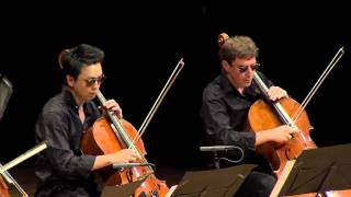 Live from a concert in Seoul 2012 The 4cellists - Young Song, Claes...