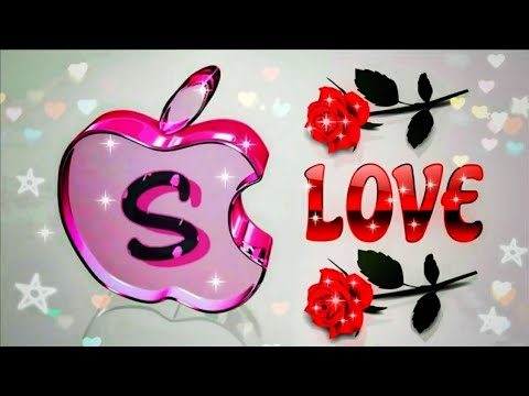 S 💖 Love 💖 Letter WhatsApp Status Video Download 60 YouTube Magnificent Love Photo Download