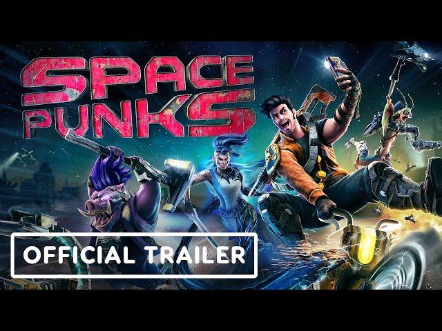 Space Punks (видео)
