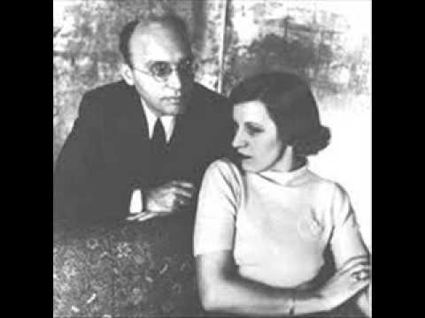 Lotte Lenya in Alabama Sg  Kurt Weill recording 1930