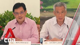 Singapore leadership succession: Heng Swee Keat explains why he is stepping down as 4G team leader