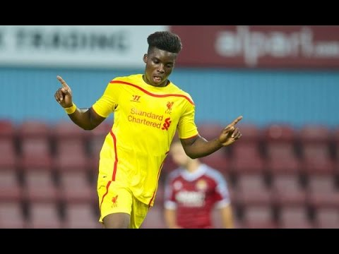Sheyi Ojo ● Liverpool FC ● Skills, Assists & Goals ● 2014/2015 HD