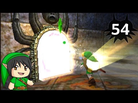 "The Legend of Zelda: Majora's Mask 3D - Part 54: ""Stone Tower Temple"""