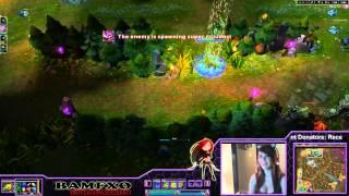 Amazing League of Legends Juke (Twitch) thumbnail