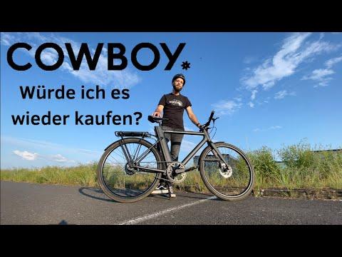 COWBOY Bike Langzeittest