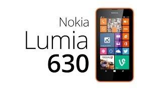 Nokia Lumia 630 (recenze)