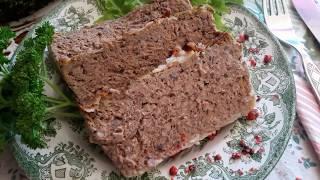 Jak zrobić świąteczny pasztet mięsny z grzybami - sprawdzony przepis na domowy pasztet wieprzowy