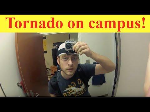 Tornado in Hattiesburg, MS 2/10/13 Lucas Gandy (New Footage)