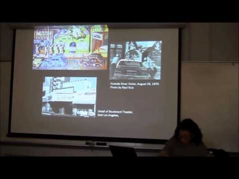 Cafe Break - E. Carmen Ramos - What is Latino about American Art?