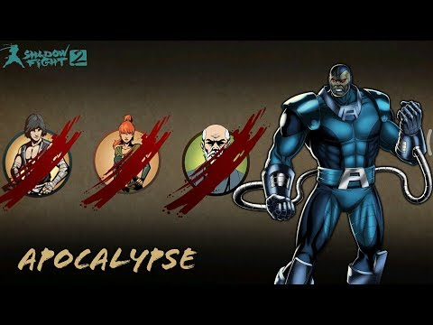 Shadow Fight 2 Apocalypse..