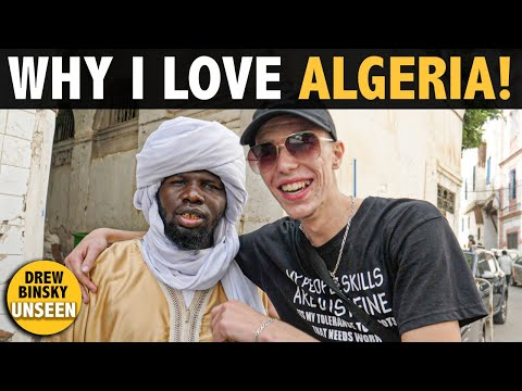 Why I Love ALGERIA 🇩🇿 (Unseen Footage!)