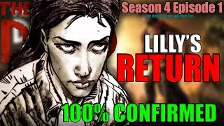 """LILLY WILL RETURN! 100% CONFIRMED HINTS