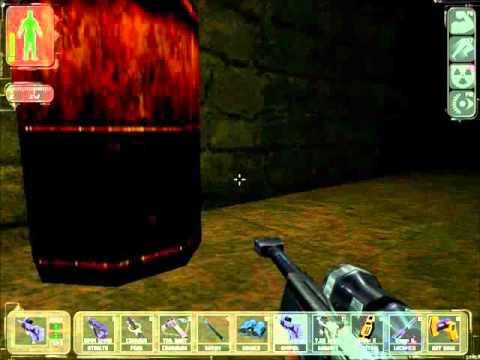 Deus Ex - Mole People Hideout 26