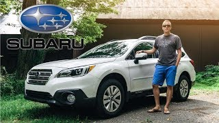 Subaru Outback:  The Most Underrated Family Hauler?