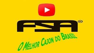 Baixar FSA Cajons - O melhor Cajon do Brasil