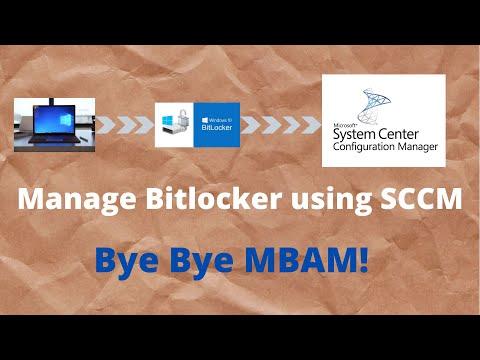 Enable Bitlocker Using