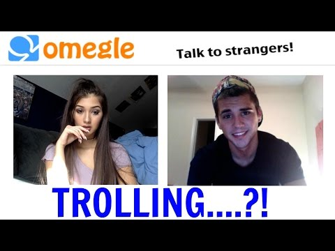 OMEGLE TROLLING *Gone Wrong!* |  I'M ONLY 13
