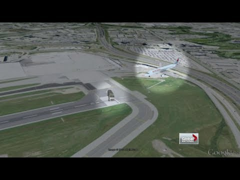 Near-disaster At Pearson Airport