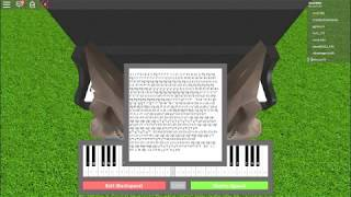 Roblox Piano Faded, sheets made by Mr. Robotz, Notes in Desc.