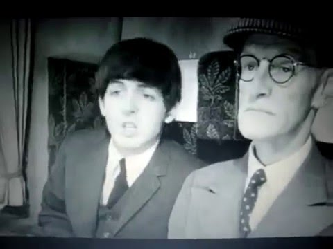 Paul's Grandfather in A Hard Days Night.