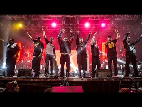 WU-TANG CLAN (RE-UNITED)-  LIVE @ THE HOUSE OF BLUES IN L.A. mp3