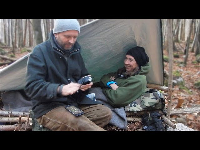 Waldhammer Survival Radio und Signal Blocker